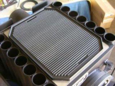 Bratplatte  - Aluminium Handguss