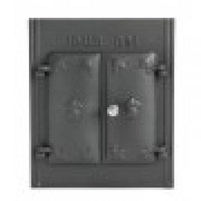 Brennholzfachtüre für Idun 1