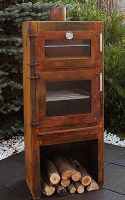 grillkamin corth alles andere ist nur grillen. Black Bedroom Furniture Sets. Home Design Ideas