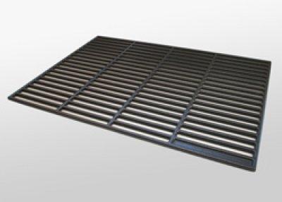 Grillrost Gusseisen 60 x 40 cm  emailliert