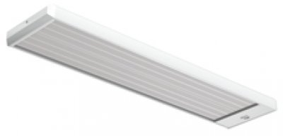 Elztrip EZ21231 Infrarot Dunkelstrahler Wärmestrahler 1200 Watt Frico 400 V