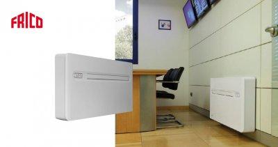 Heizen und Kühlen - Klimagerät Soloclim SC23DCI Inverter - 3,1 kW Frico Energieeffizienzklasse A+