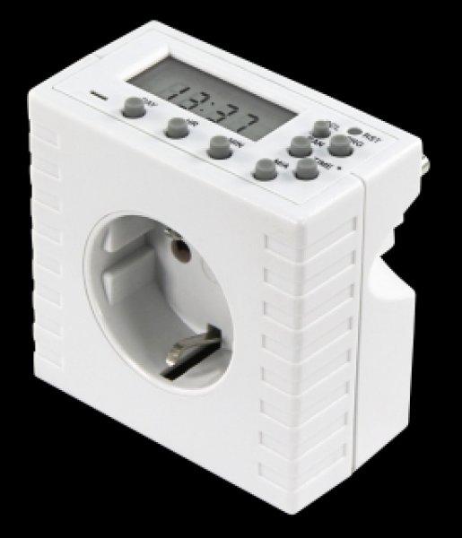 Digitale Zeitschaltuhr DSU-Compact 7 Tage, 3500W