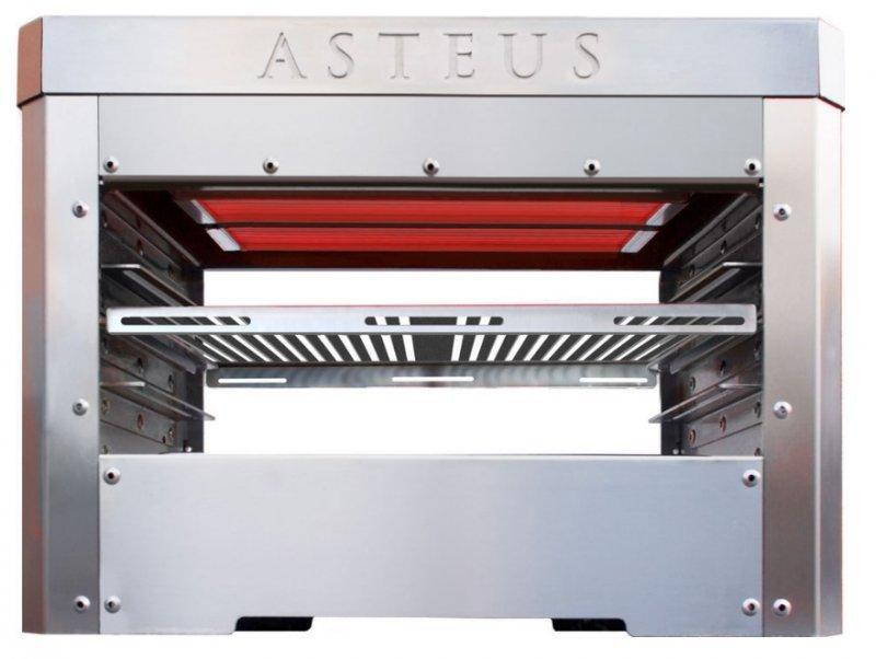 ASTEUS Steaker Infrarot Elektro Grill