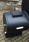 Kochplatte  auf SFB für Smoker ST