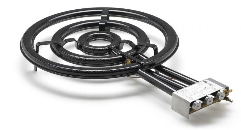 Flames VLC Gasbrenner TT-600 31 kw für den Innenbereich