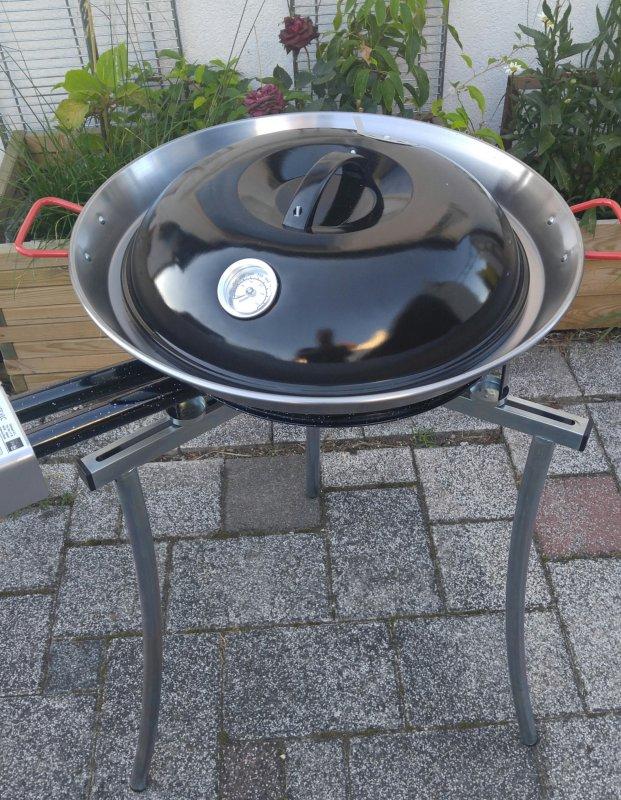 Set 3 -  Flames VLC Gasbrenner mit Zubehör