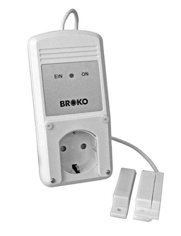 BL110K, Abluft-Sicherheitsschalter mit 6m Kabel, DIBt zugelassen