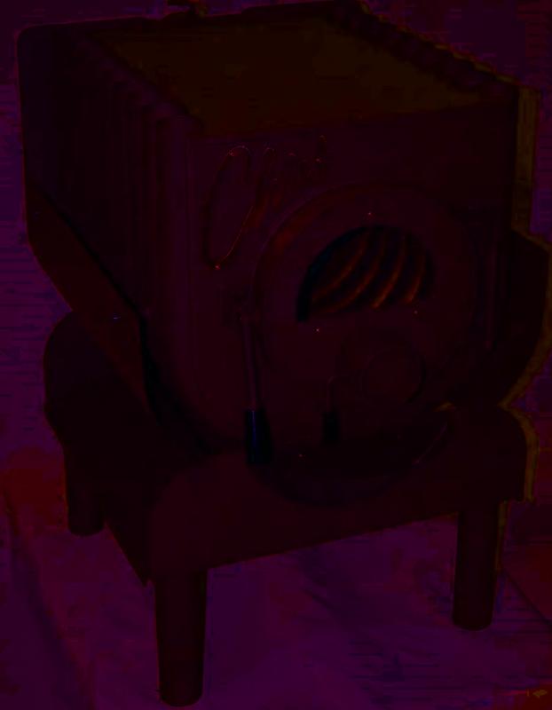 Chief Holzofen 9 kw Warmluftofen gebraucht - Vorführgerät
